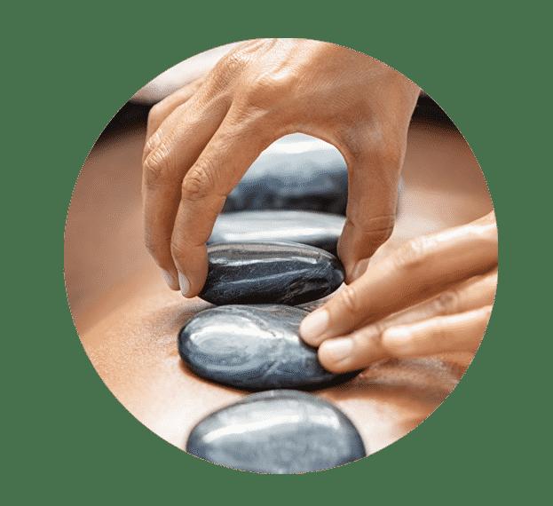 massages pierres chaudes massothérapie